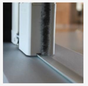 Profilo di scorrimento di colore argento